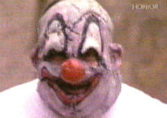 There's something inherently weird about the whole concept of clowns, isn't there?